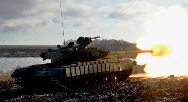 Сутки на Донбассе: пять обстрелов, потерь нет