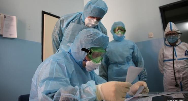На Донетчине выздоровели половина больных COVID-19