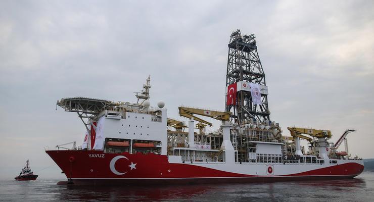 ЕС обратился к Турции из-за конфликта в Средиземном море