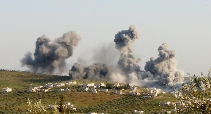 Беспилотник США нанес удар по армии Сирии - СМИ