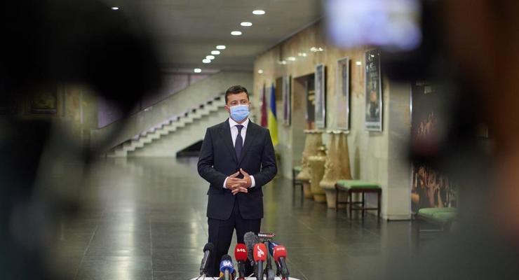 Зеленский дал поручение МОЗ насчет медреформы