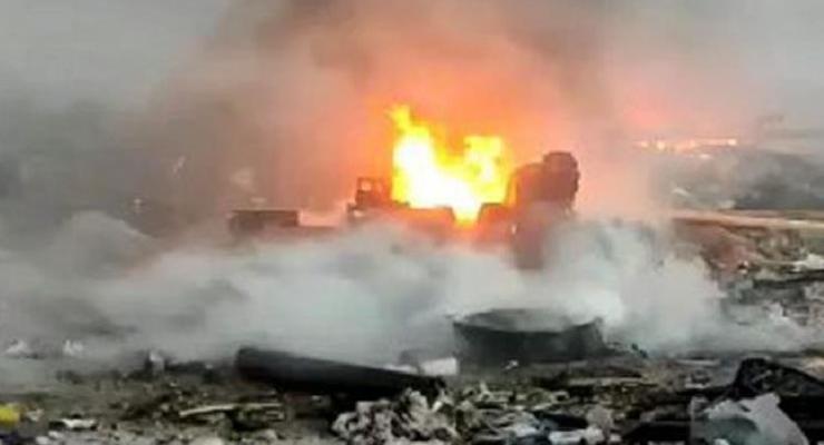 В Сирии при взрыве автомобиля погибли семь человек