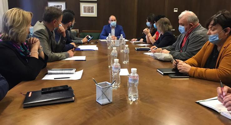 Украинцам предложат добровольное медицинское страхование