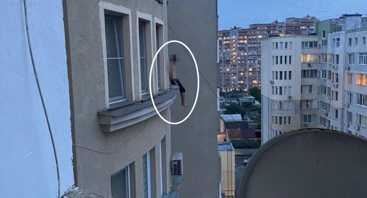 В Одессе копы спасли нетрезвого самоубийцу