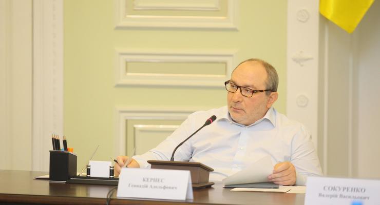 СМИ повторно сообщили о кончине харьковского мэра Кернеса