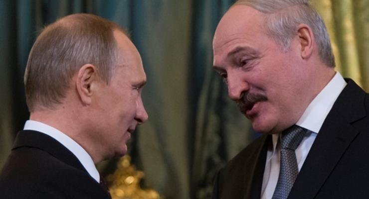 Лукашенко попросил Путина продать месторождение нефти в РФ