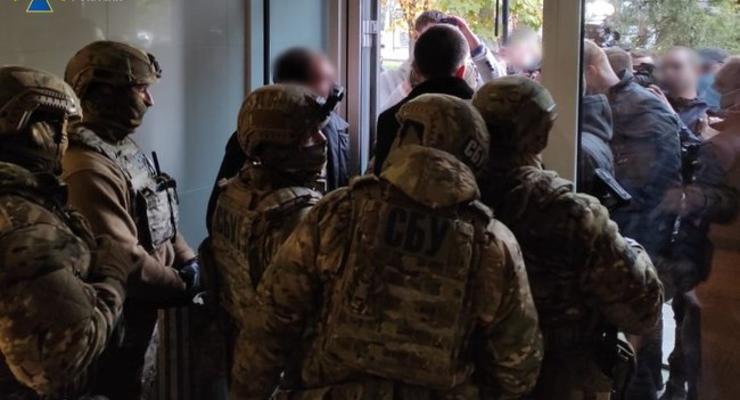 Выборы мэра Одессы: СБУ нашла в офисе Голубова поддельные бюллетени с отметками за Скорика, - СМИ