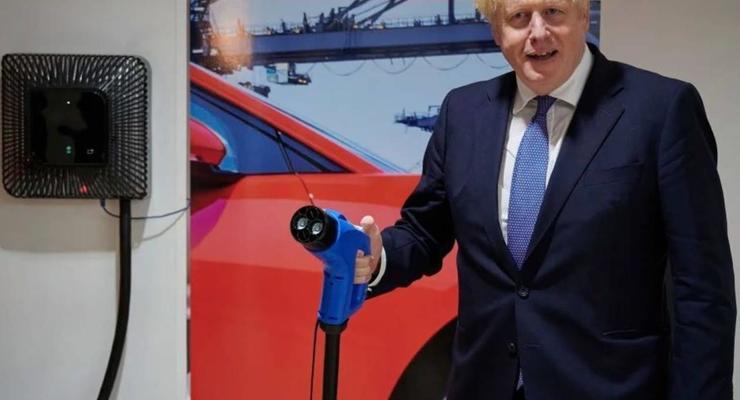 """В Британии представлен план """"зеленой промышленной революции"""""""