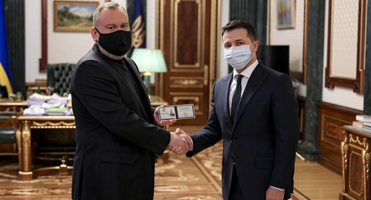 Зеленский назначил нового главу Днепропетровской ОГА