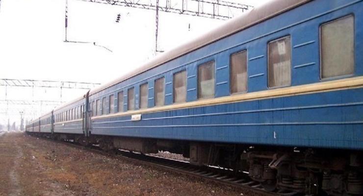 Из Киева в Авдеевку отправился первый поезд