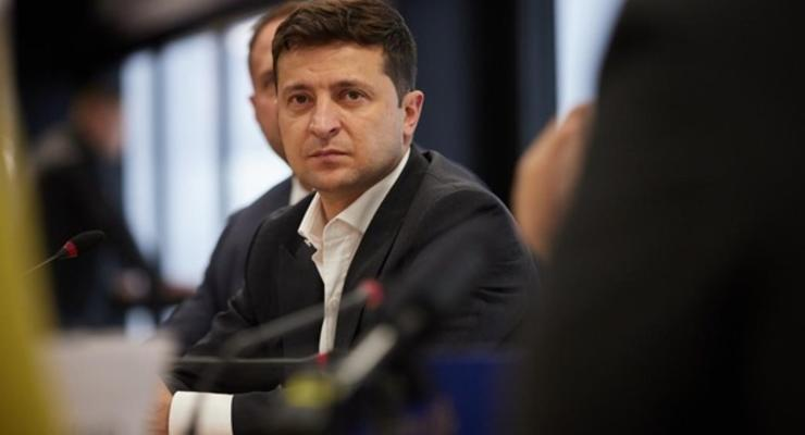 Зеленский анонсировал выплаты шахтерам