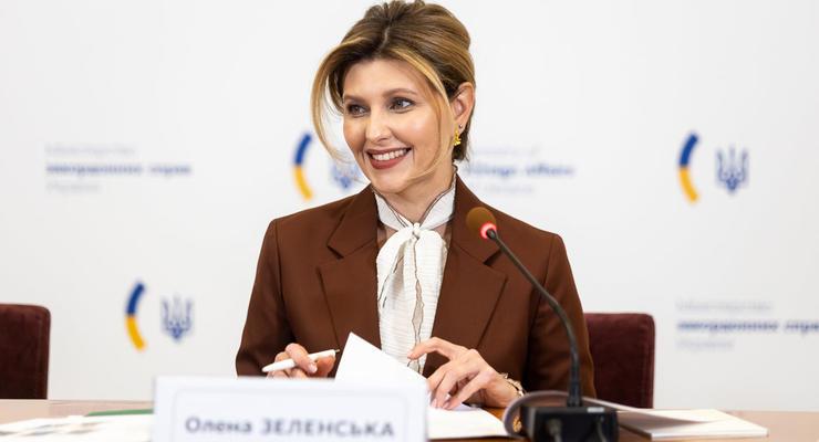 Елена Зеленская рассказала, как изменился муж за время президентства