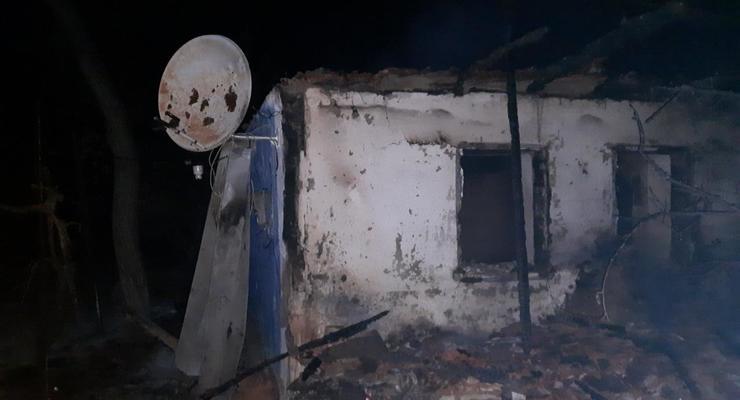 Пожар в доме многодетной семьи: Погибла 2-летняя девочка