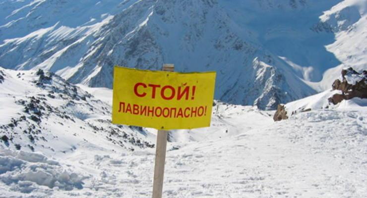 Синоптики предупредили о снеголавинной опасности в Карпатах