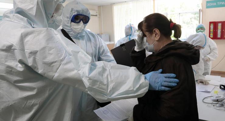 В Украине выявили 3 370 новых случаев COVID