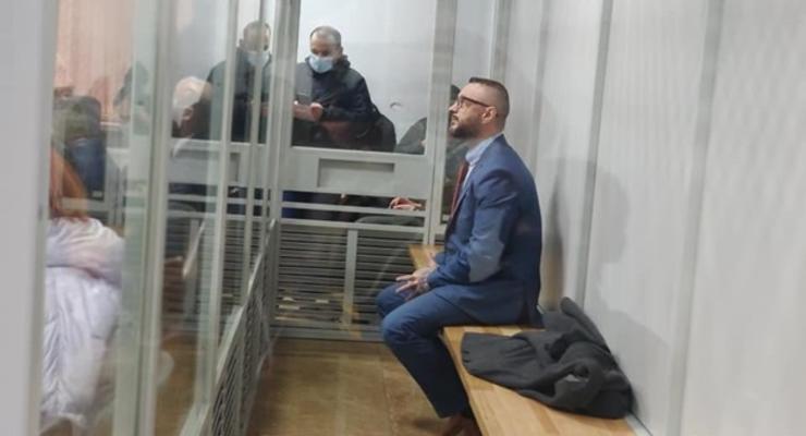 Дело Шеремета: Антоненко оставили под стражей
