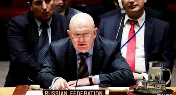 """Россия назвала """"соучастников"""" Киева на Донбассе"""