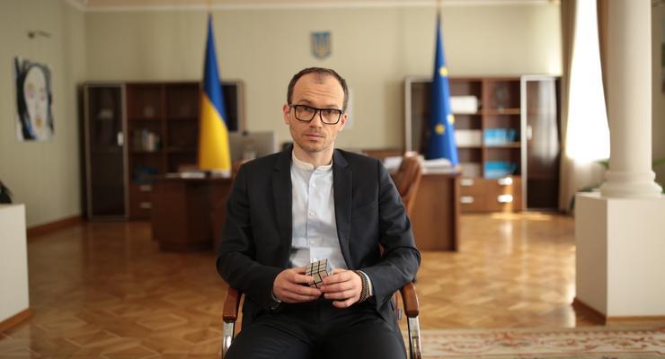 Малюська пояснил законопроект по увольнению Сытныка