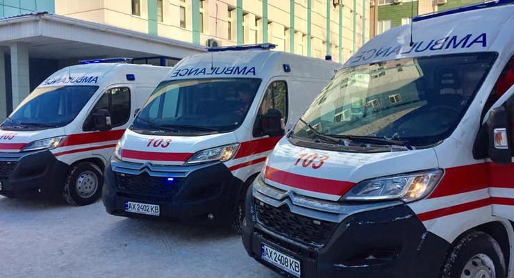 В Ровно 2-летний сын отправил мать в больницу с ножевым ранением