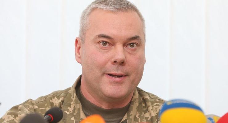 РФ перебрасывает в Крым войска: Наев сообщил о 33 тыс солдат