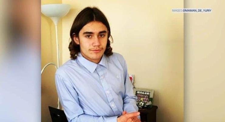 Избитого в Париже украинского подростка допросили