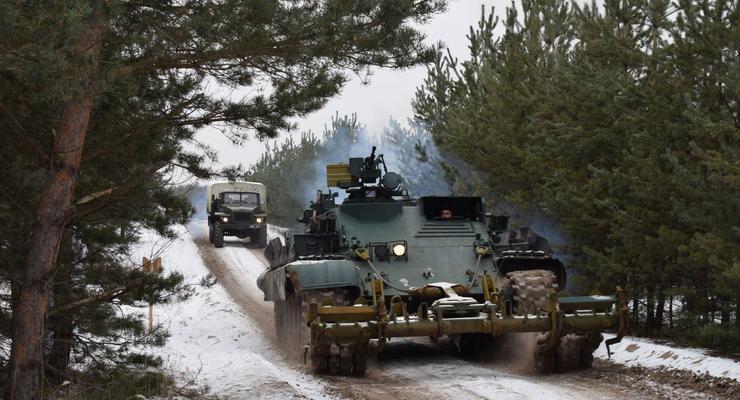 В штабе объяснили ухудшение ситуации на Донбассе
