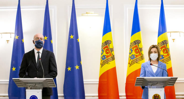 ЕС поддержал роспуск парламента Молдовы