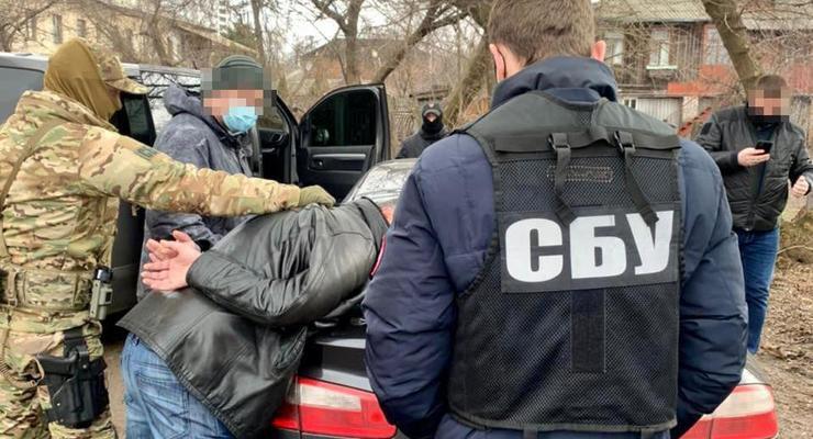 """В Харькове задержали """"минера""""-рецидивиста"""