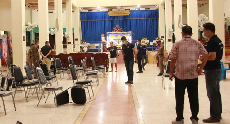 В Таиланде на похоронах расстреляли кандидатов в мэры