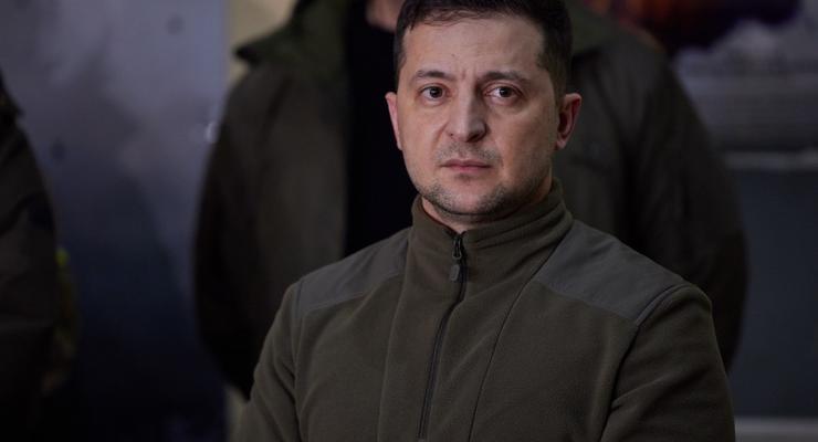 Зеленский отправился в зону проведения ООС: известно зачем