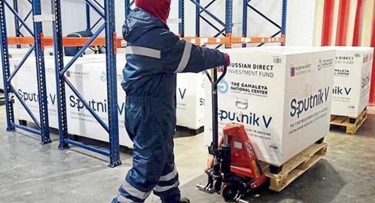 Словакия разрешила использовать российскую вакцину