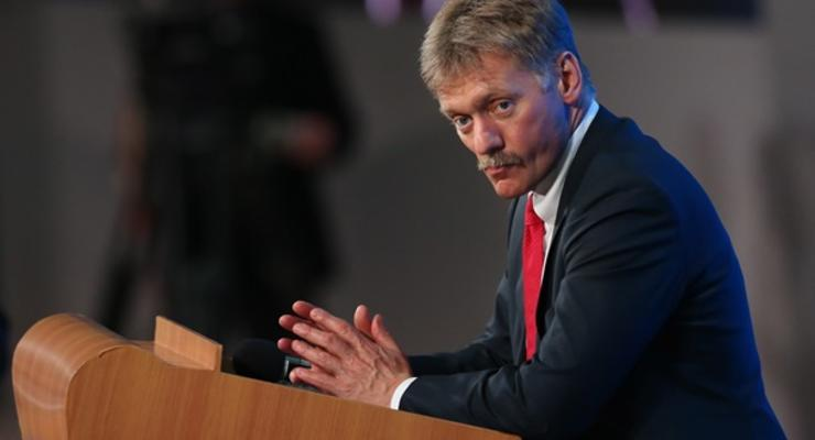 Кремль назвал новые санкции вмешательством