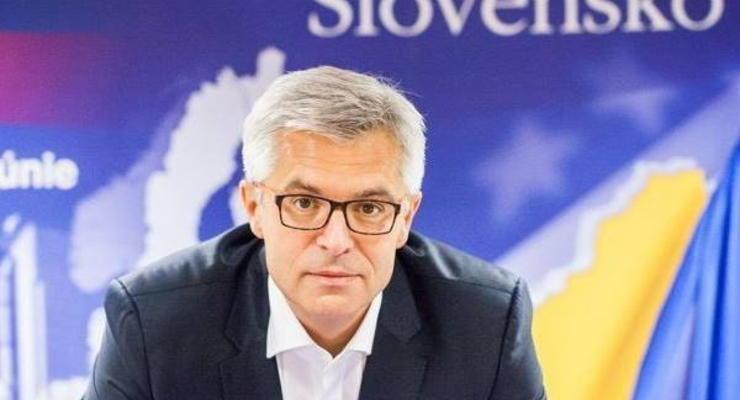 Словакия извинилась перед Украиной за шутку об РФ и Закарпатье