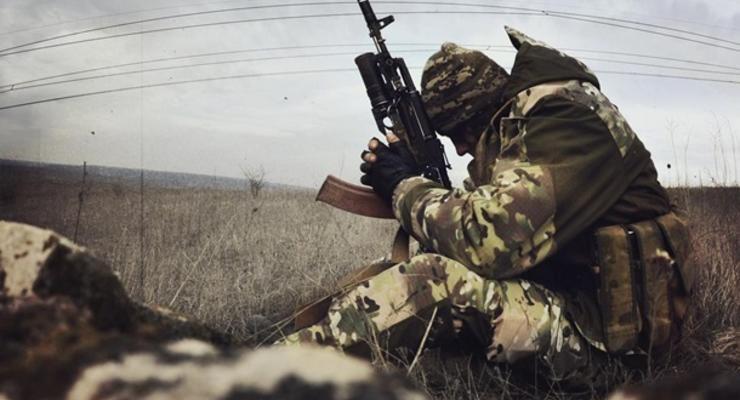 В ООС с начала суток трижды обстреляли позиции ВСУ