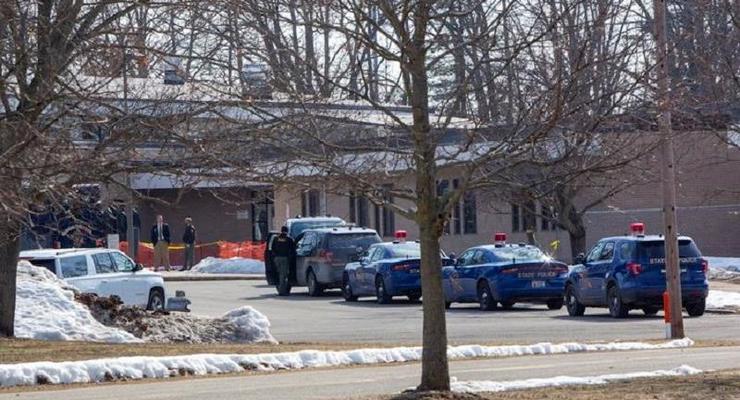 В школе в США взорвалась самодельная бомба, есть пострадавшие