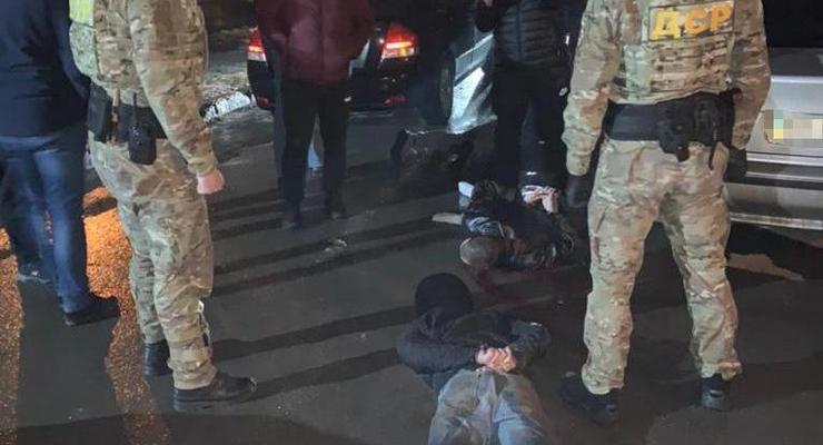 На Львовщине обезвредили банду, похищавшую людей