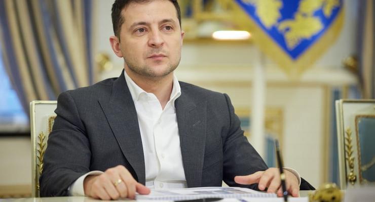 """Зеленский анонсировал """"нормандскую"""" встречу"""