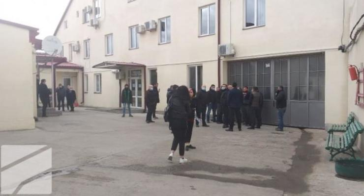 В Грузии медсестра впала в кому после прививки от AstraZeneca