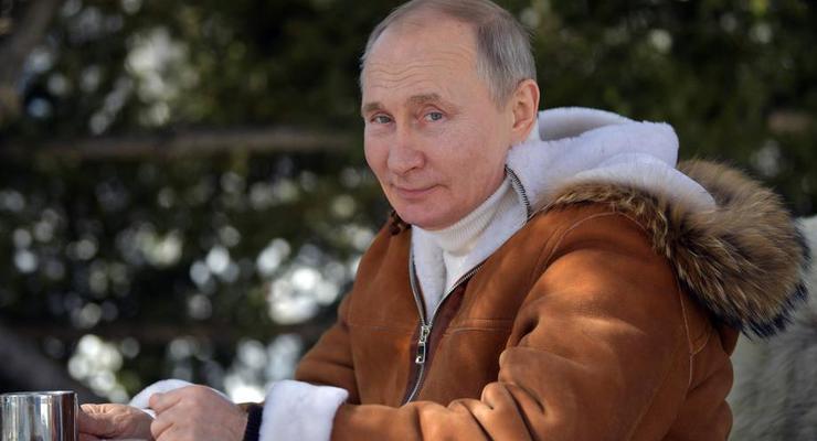 Путин привьется от коронавируса уже 23 марта