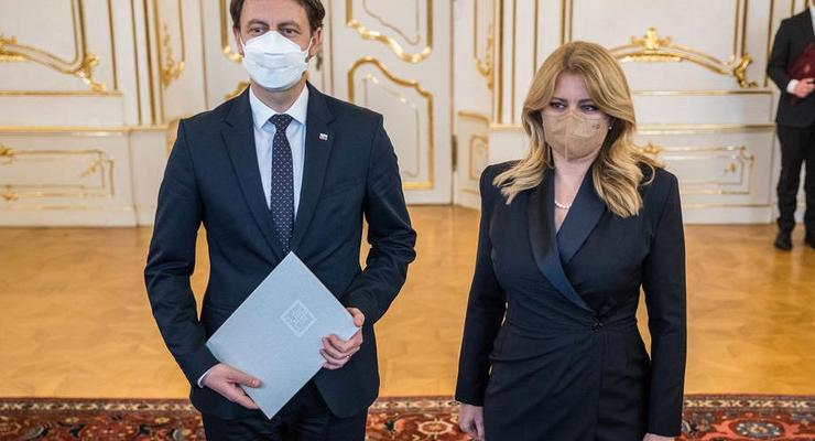В Словакии утвердили новое правительство