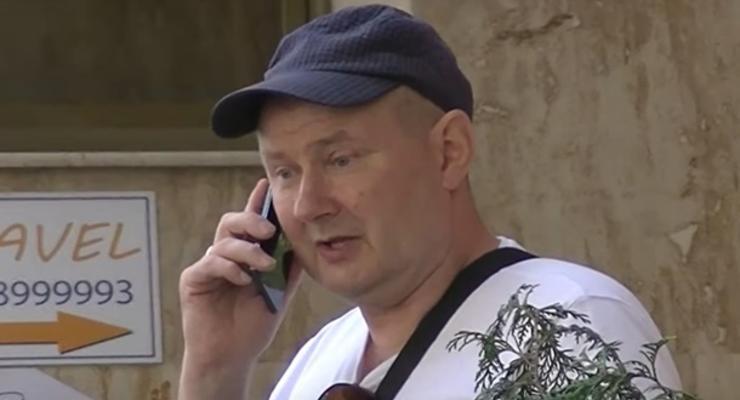 В Молдове похитили беглого судью Чауса