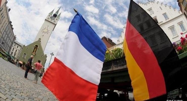 Берлин и Париж сделали заявление по Донбассу