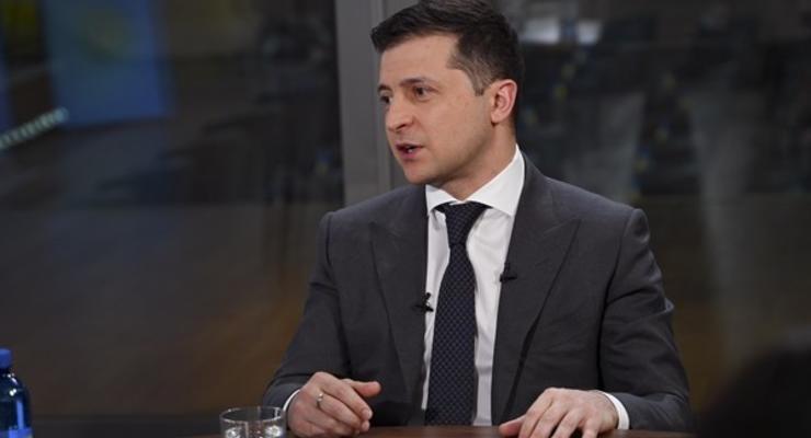 Зеленский одобрил создание Национального плана COVID-вакцинации