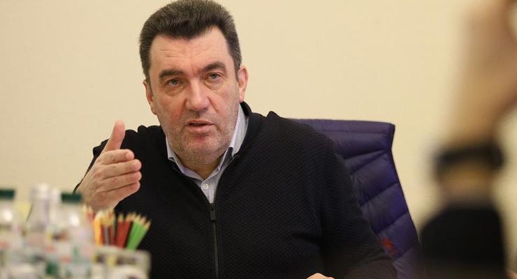 """Данилов объяснил, почему слово """"Донбасс"""" нужно забыть"""