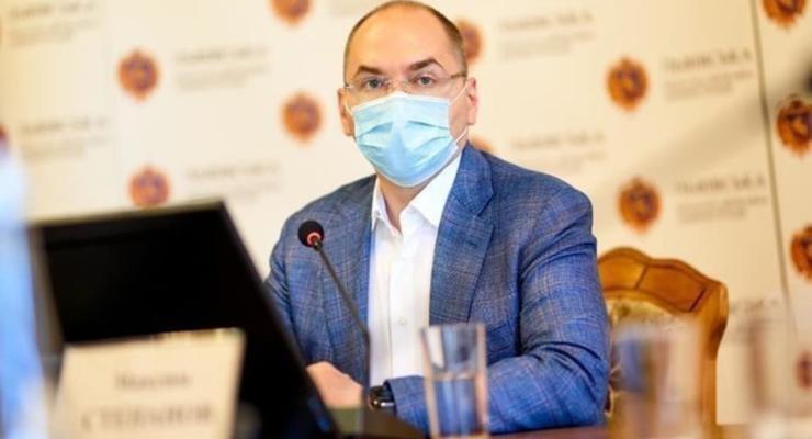 В Украине может быть 25 тысяч случаев COVID в сутки, – Степанов