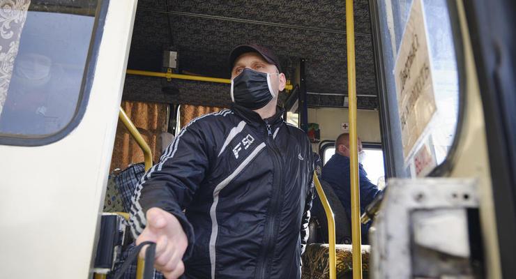 Водители киевских маршруток массово отказываются работать