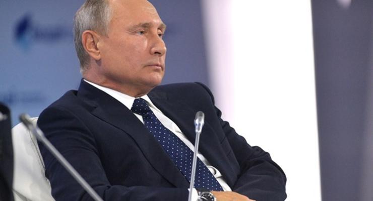 Путин обнулил президентские сроки в России
