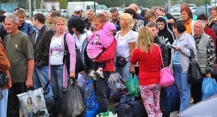 В МИД назвали число переселенцев-женщин