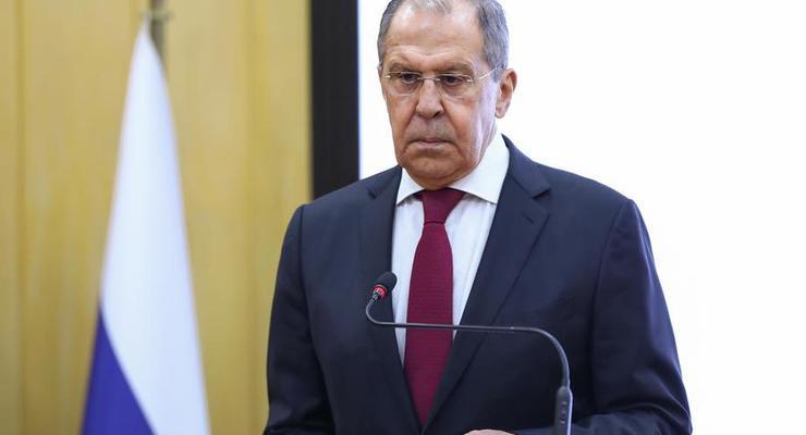 """Лавров назвал """"тупым"""" санкционный подход США"""