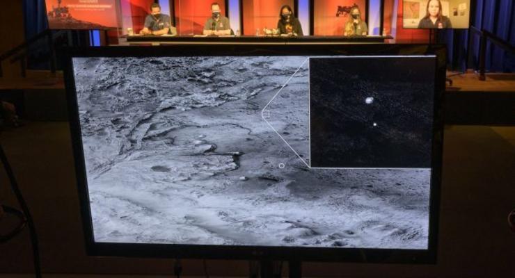 NASA опубликовали отчет о климате на Марсе